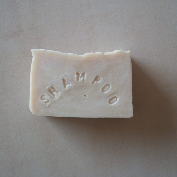 Apple Cider Vinegar Solid Shampoo - Square One Soapworks