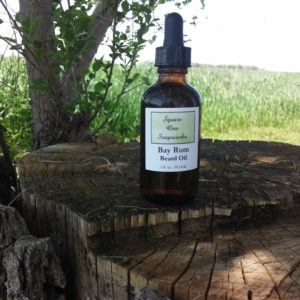 Bay Rum Beard Oil - Square One Soapworks