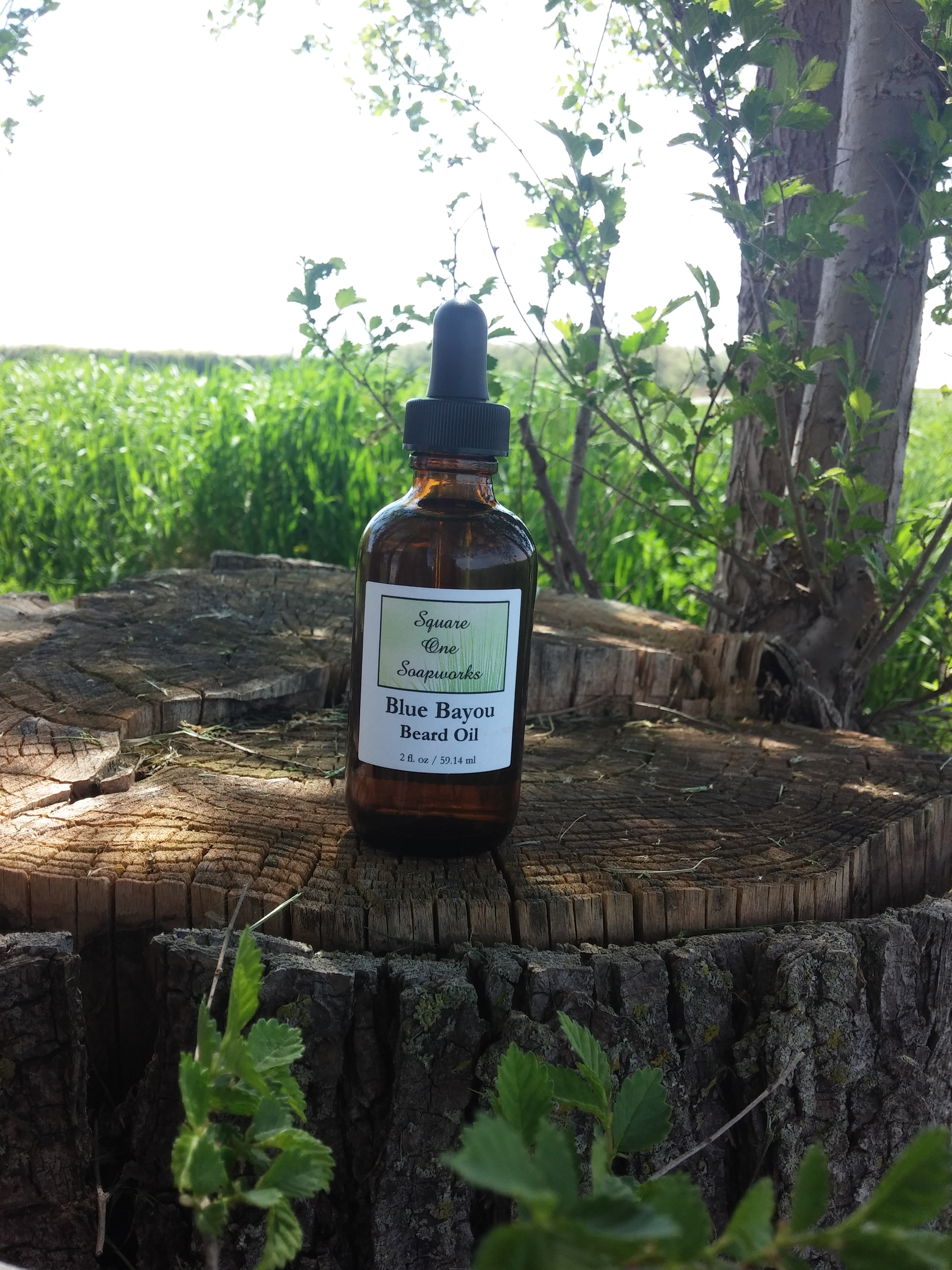 Blue Bayou Beard Oil - Square One Soapworks