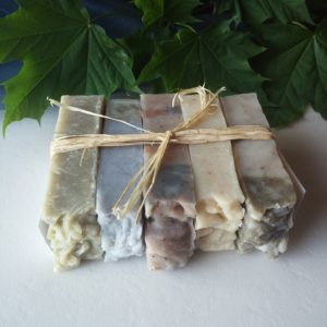 Cool Breeze Soap Sampler Pack - Square One Soapworks