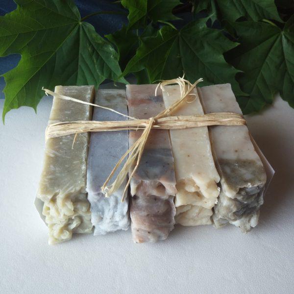 Cool Breeze Soap Sampler Pack - Square One Soapworks