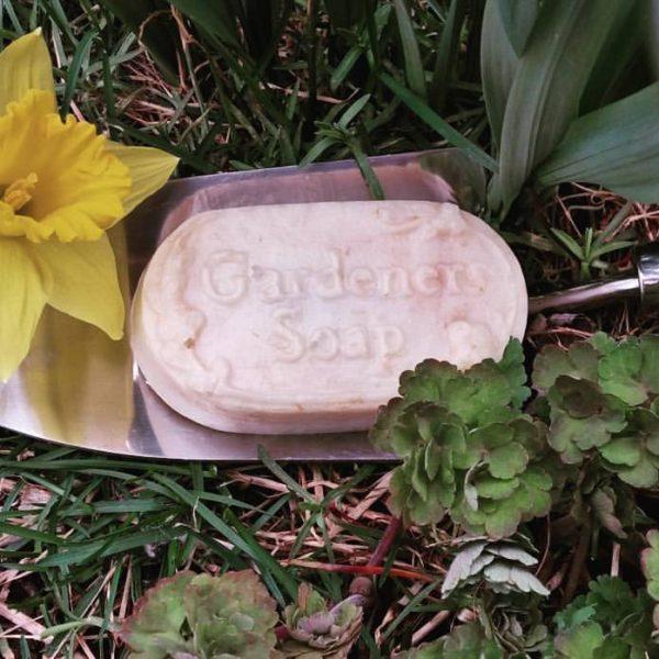 Gardener's Soap - Square One Soapworks