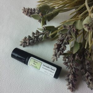 Lavender Patch Essential Oil Roll-On Perfume - Square One Soapworks