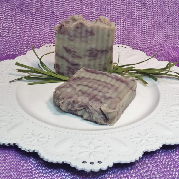Lavender & Tea Tree Full-Size Soap - Square One Soapworks