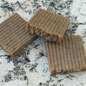 Oatmeal Stout Beer Soap Full-Size Soap Bar - Square One Soapworks