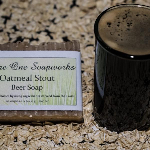 Oatmeal Stout - SOS