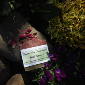 Petal Potion Full-Size Soap - Square One Soapworks