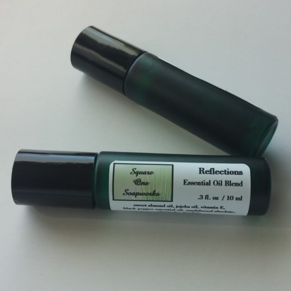 Reflections Essential Oil Roll-On - Square One Soapworks
