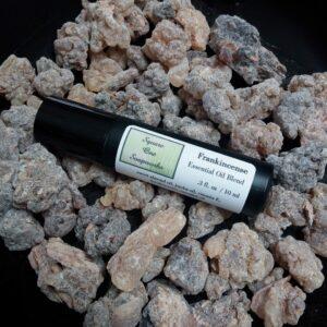 Frankincense Essential Oil Blend - Square One Soapworks