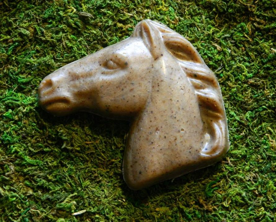 Horse - Shaped Soap - Square One Soapworks