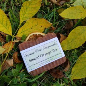 Spiced Orange Tea - SOS