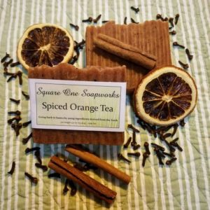 spiced orange tea - new