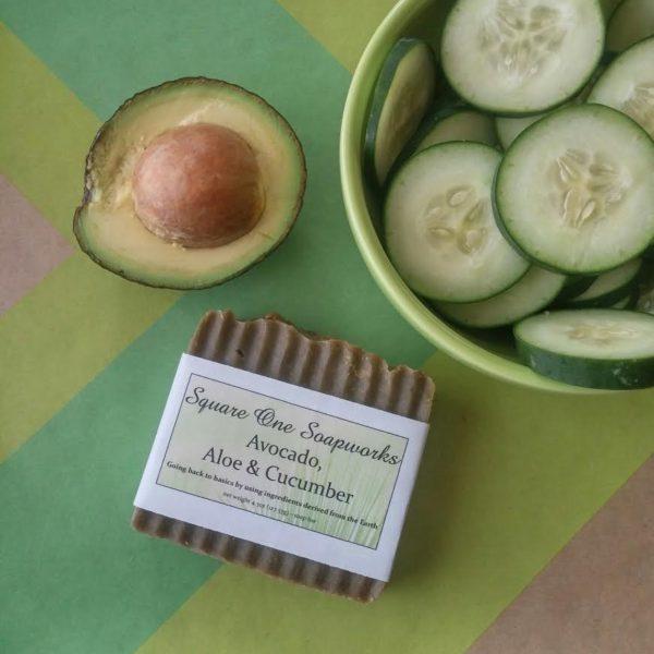 Avocado Aloe & Cucumber
