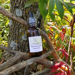 Ravenswood Beard Oil - SOS