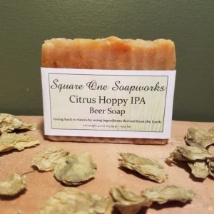citrus hoppy