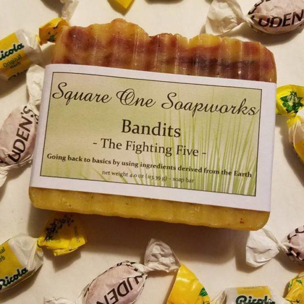 bandits soap