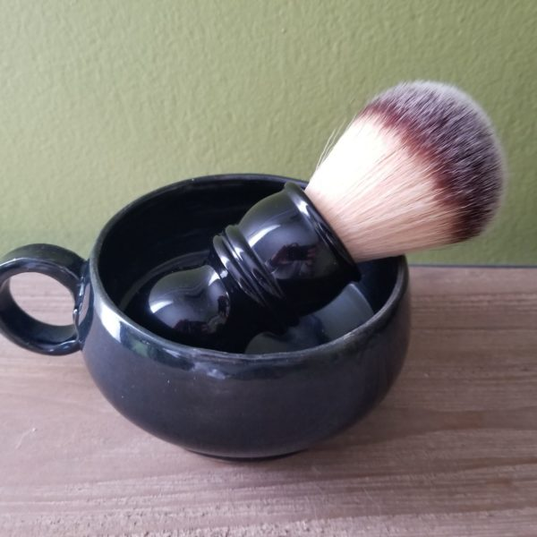 shave brush and bowl only
